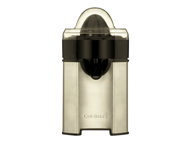 Image for Cuisinart Pulp Control Citrus Juicer - black/stainless from Circuit City
