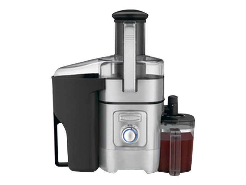 Image for Cuisinart - juice extractor - stainless steel from Circuit City