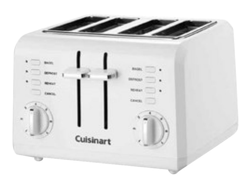 Image for Cuisinart 4-Slice Compact Toaster from Circuit City