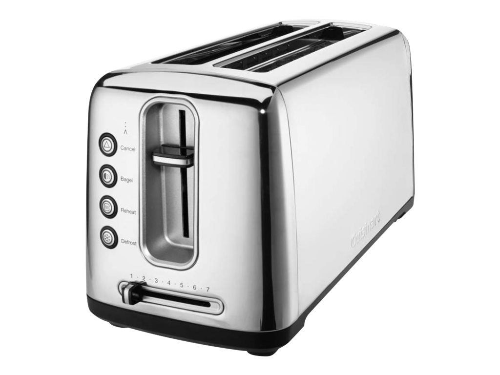 Image for Cuisinart The Bakery - toaster - stainless steel from Circuit City
