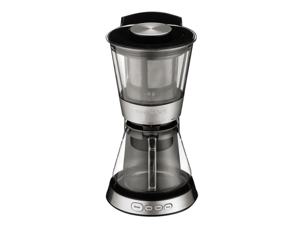 Image for Cuisinart Automatic Cold Brew Coffeemaker, Silver from Circuit City