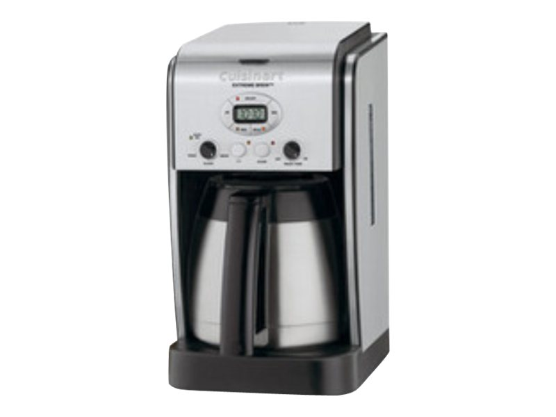 Image for Cuisinart Extreme Brew 10-Cup Thermal Programmable Coffeemaker, Silver from Circuit City