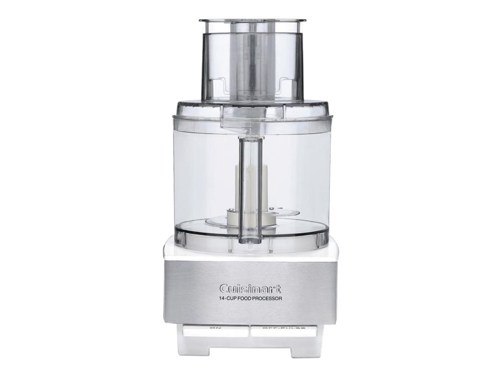 Image for Cuisinart Custom 14 - Food Processor - 720 W - Brushed Stainless Steel from Circuit City
