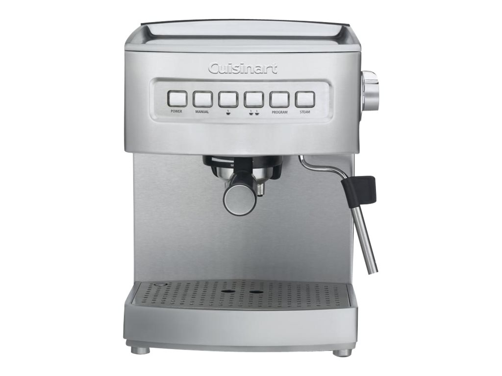 Image for Cuisinart Programmable 15-Bar Espresso Maker, Stainless Steel from Circuit City