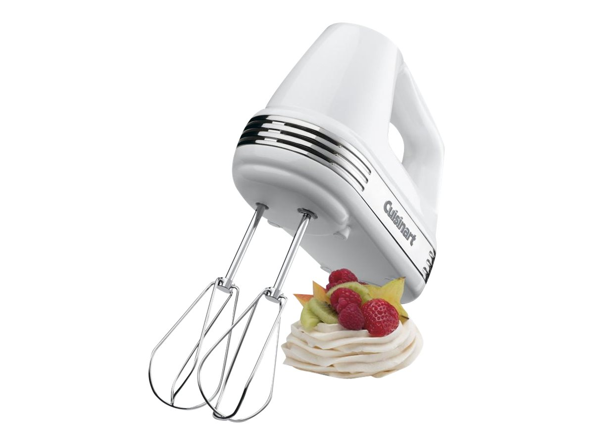Image for Cuisinart Power Advantage - hand mixer - white from Circuit City