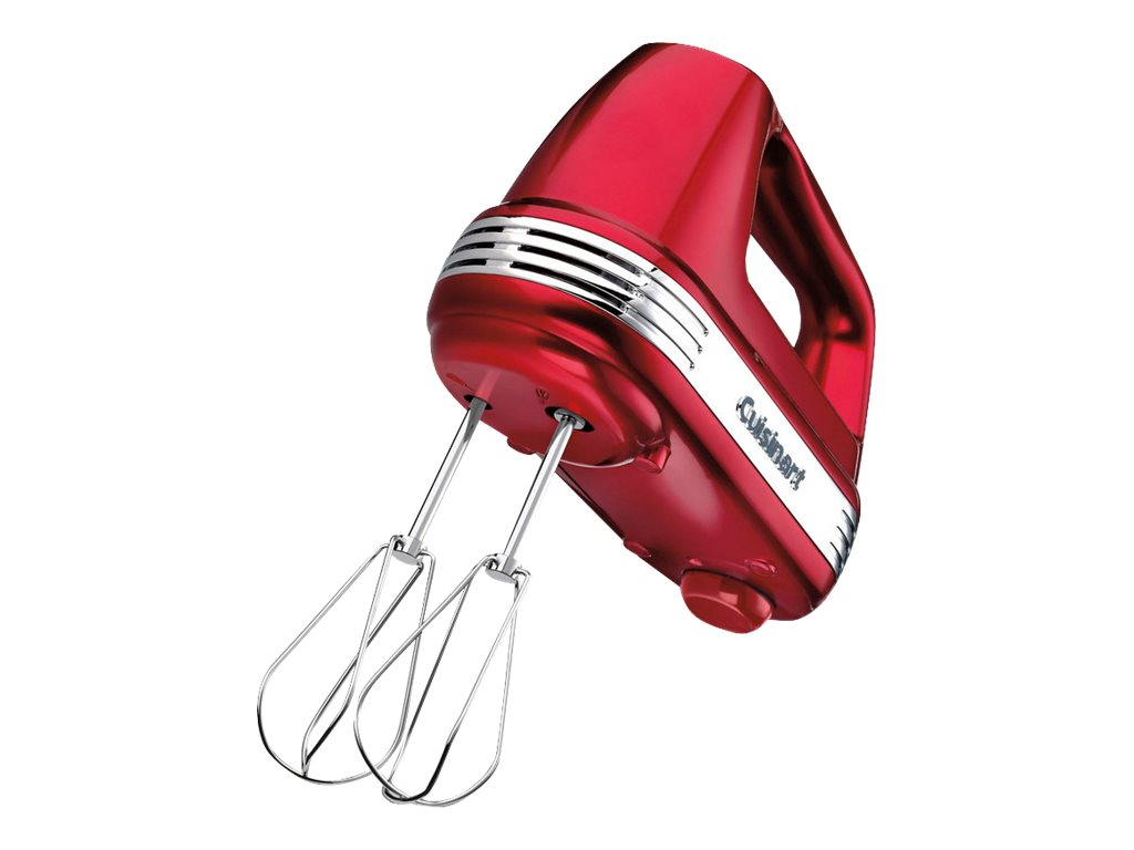 Image for Cuisinart Power Advantage - Hand Mixer - Metallic Red from Circuit City