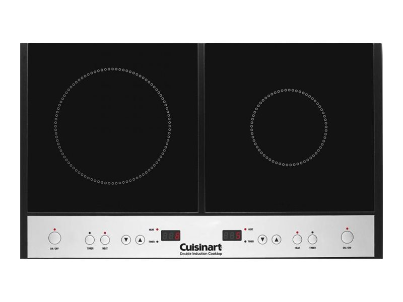 Image for Cuisinart - Induction Hot Plate - Black from Circuit City