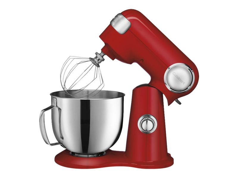 Image for Cuisinart - SM-50R Precision Master Tilt-Head Stand Mixer -  Red from Circuit City
