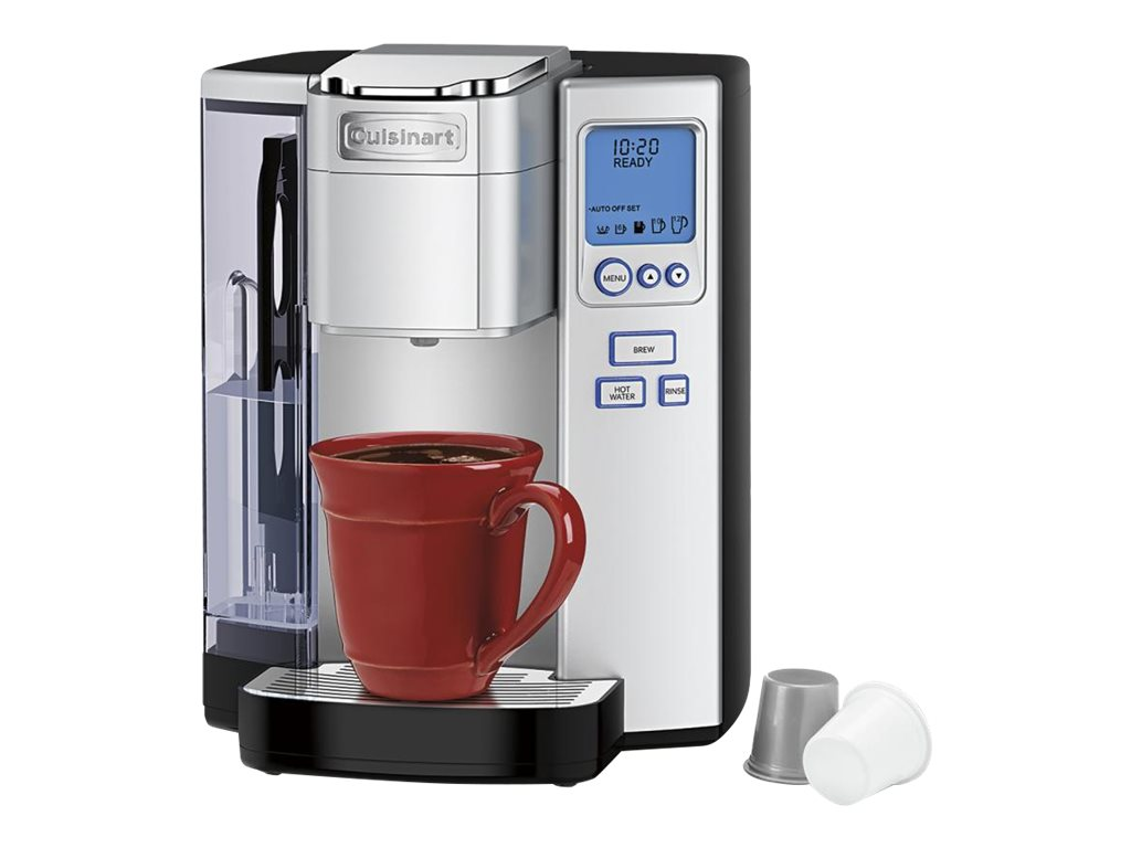 Image for Cuisinart Premium - Coffee Machine - Stainless Steel from Circuit City