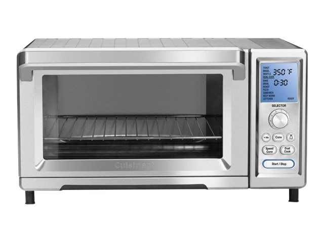 Image for Cuisinart Chef'S - Electric Oven - Brushed Stainless Steel from Circuit City