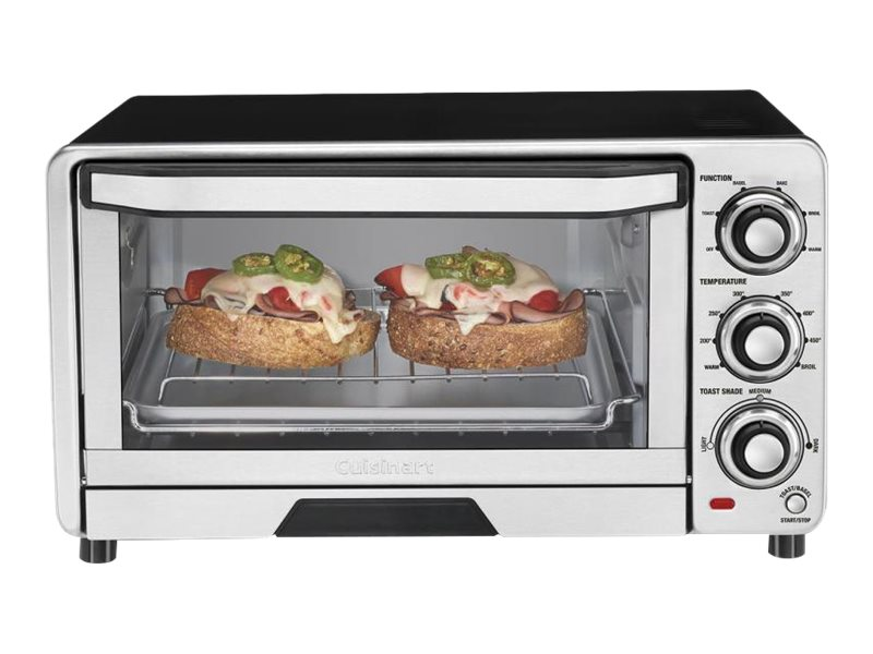Image for Cuisinart Custom Classic - Electric Oven - Black/Stainless from Circuit City