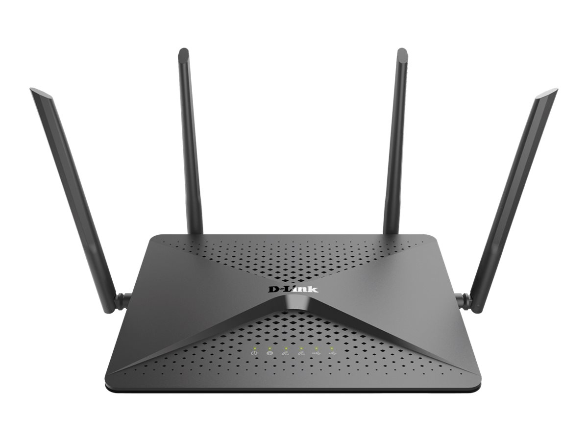Image for D-Link DIR-882 - AC2600 Dual-Band Wi-Fi Router from Circuit City