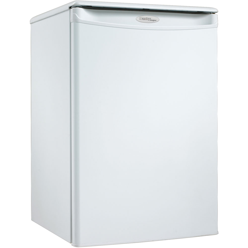 Image for Danby Designer - Refrigerator - Table Top - Freestanding - White from Circuit City