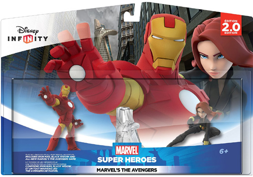 Image for Infinity 2.0 Play Set-Marvels The Avengers-Nla from Circuit City