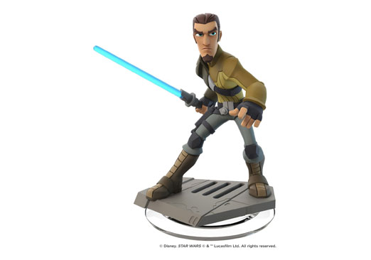 Image for Infinity 3.0 Figure-Star Wars Rebels-Kanan Jarrus-Nla from Circuit City