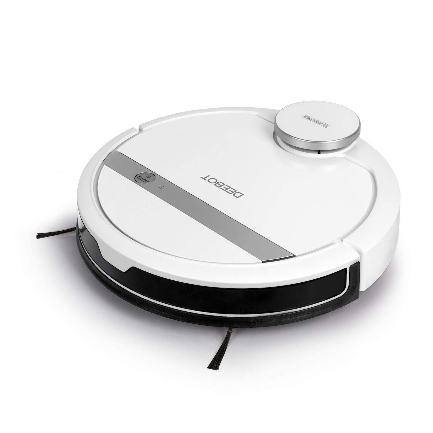 Image for ECOVACS Robotics - DEEBOT 900 App-Controlled Robot Vacuum - White from Circuit City
