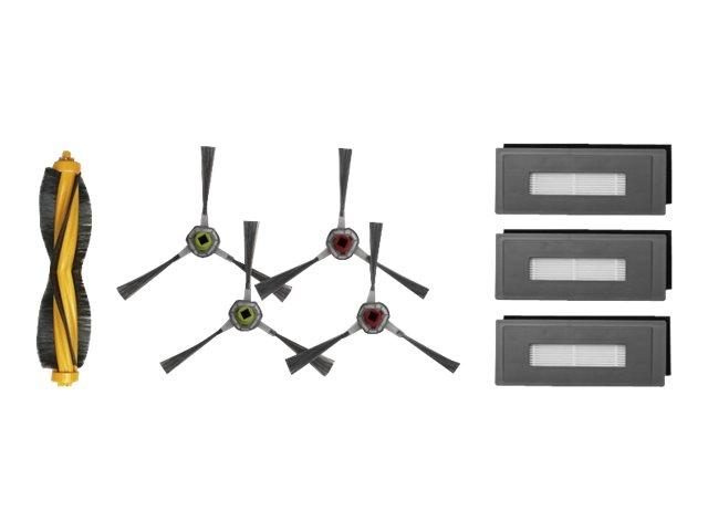 Image for ECOVACS Robotics - DEEBOT Accessory Pack for ECOVACS Robotics DEEBOT OZMO 930 Vacuum - Black from Circuit City