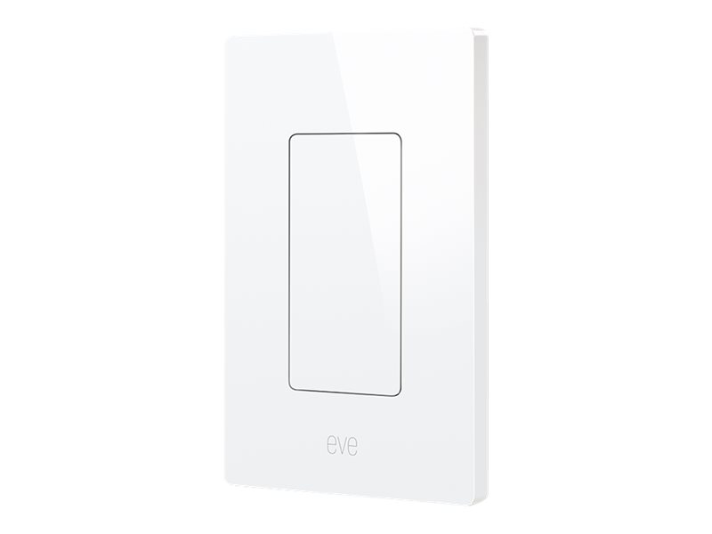 Image for Elgato Eve Light Switch, Connected Wall Switch For Ios, Bluetooth Low Energy from Circuit City