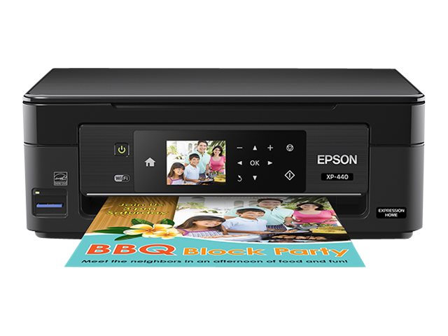 Image for Epson Expression Home Xp-440 - Multifunction Printer (Color) from Circuit City