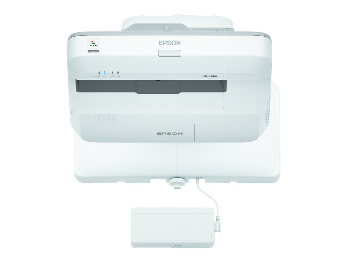 Image for Epson Brightlink 696Ui Interactive - 3Lcd Projector - Lan from Circuit City