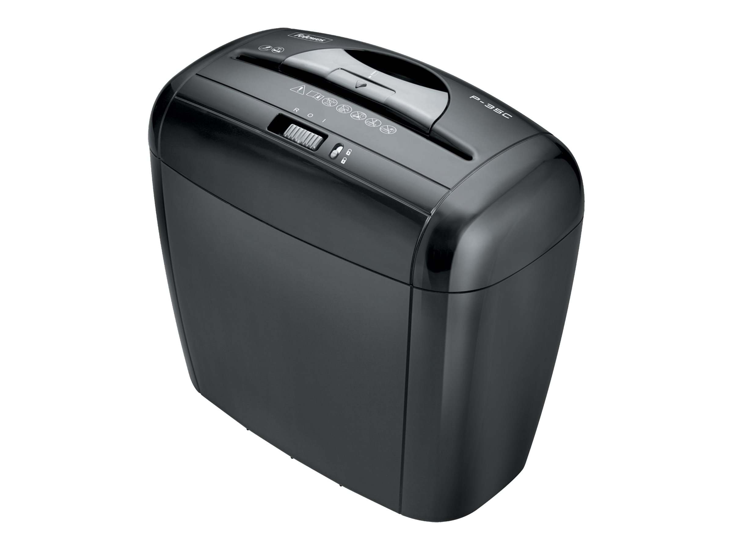 Image for Fellowes Powershred P-35C - Shredder from Circuit City