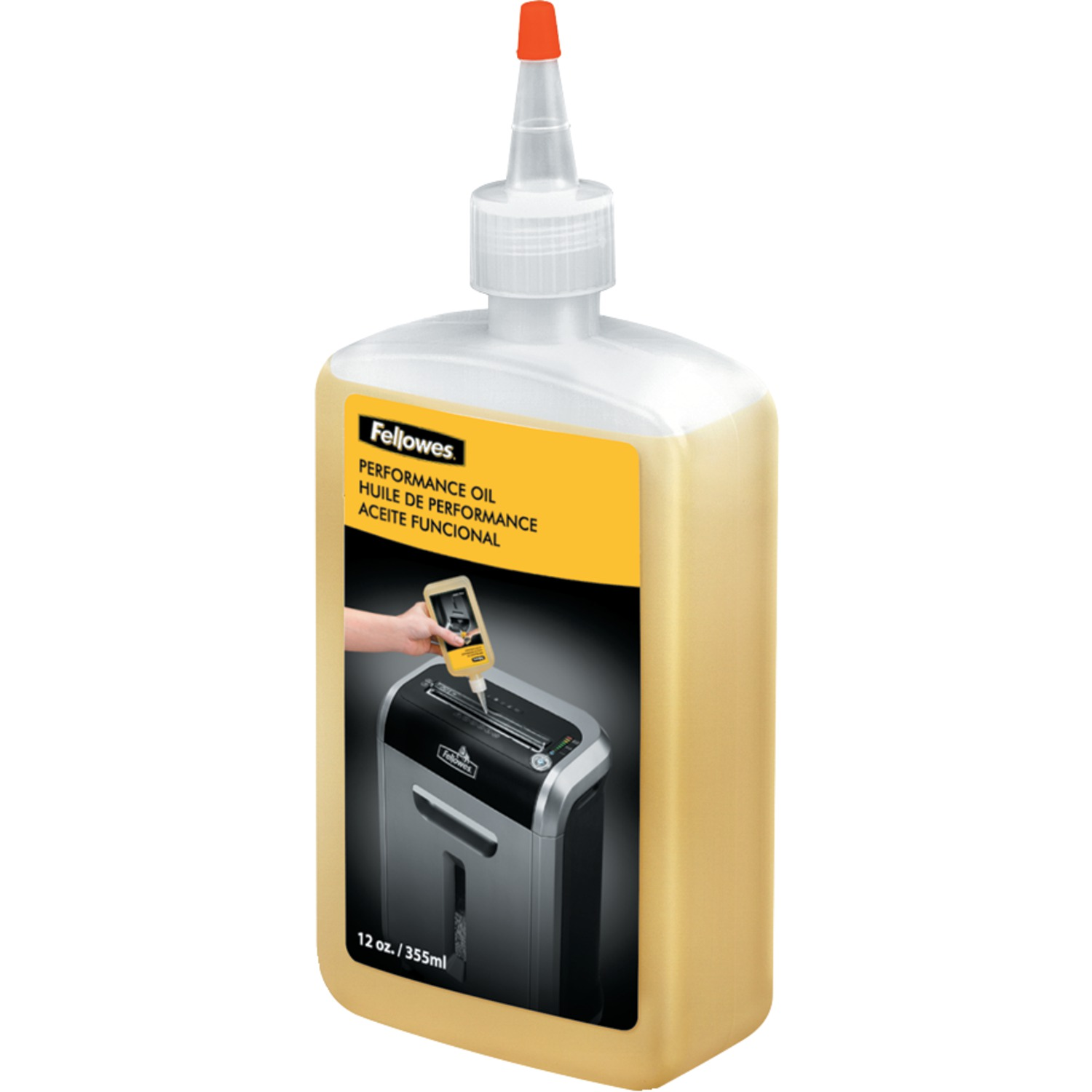 Image for Fellowes Powershred Cleaning Oil / Lubricant from Circuit City