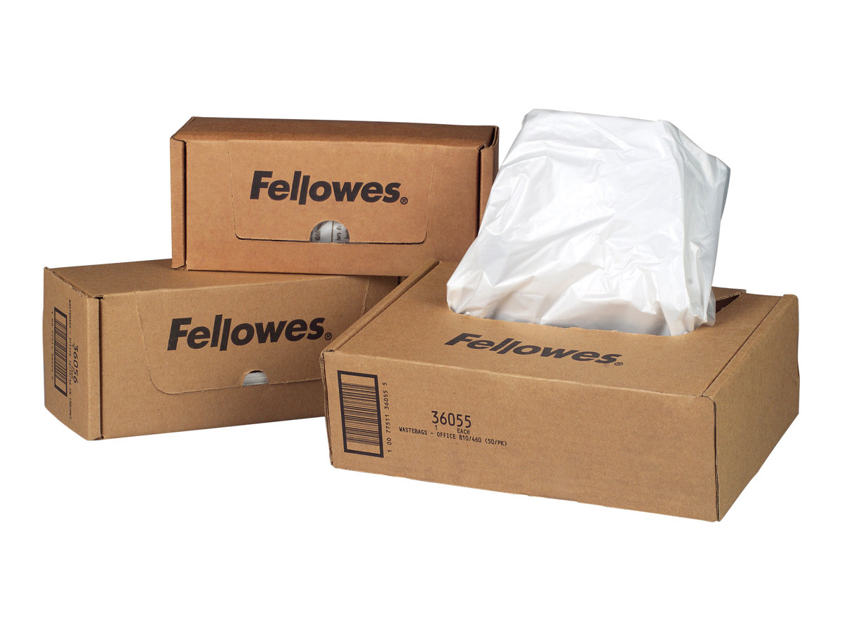 Image for Fellowes POWERSHRED  Waste Bags from Circuit City