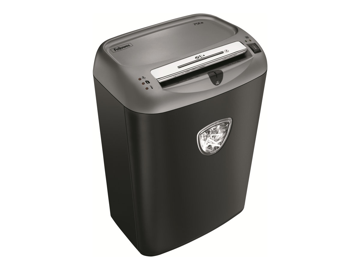 Image for Fellowes Powershred 75Cs - Shredder from Circuit City