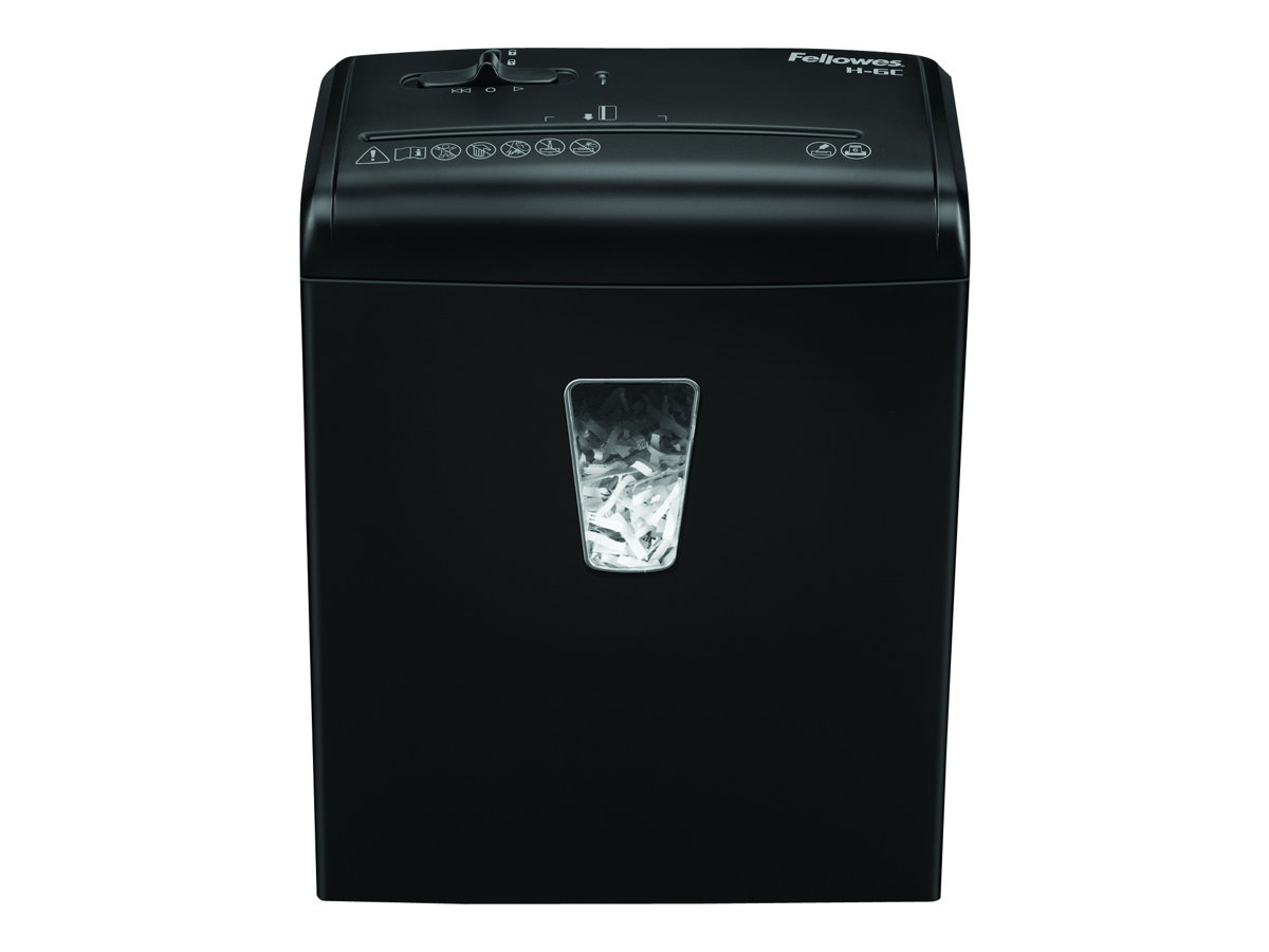 Image for Fellowes Powershred H-6C - Shredder from Circuit City