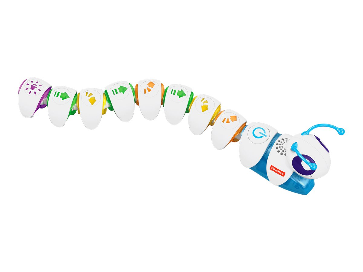 Image for Fisher-Price Think & Learn Code-a-Pillar - Code-a-Pillar from Circuit City