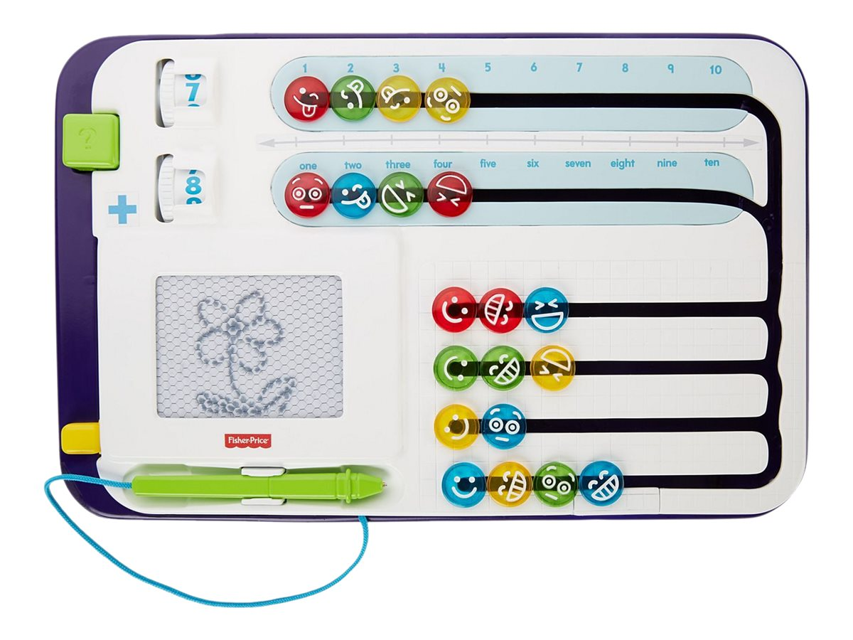 Image for Fisher-Price Think & Learn - Count & Add Math Center from Circuit City