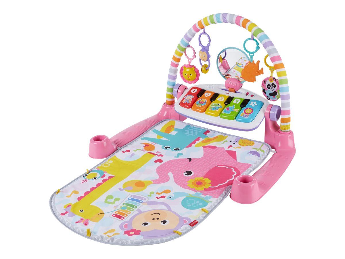 Image for Fisher-Price - Deluxe Kick & Play Piano Gym from Circuit City