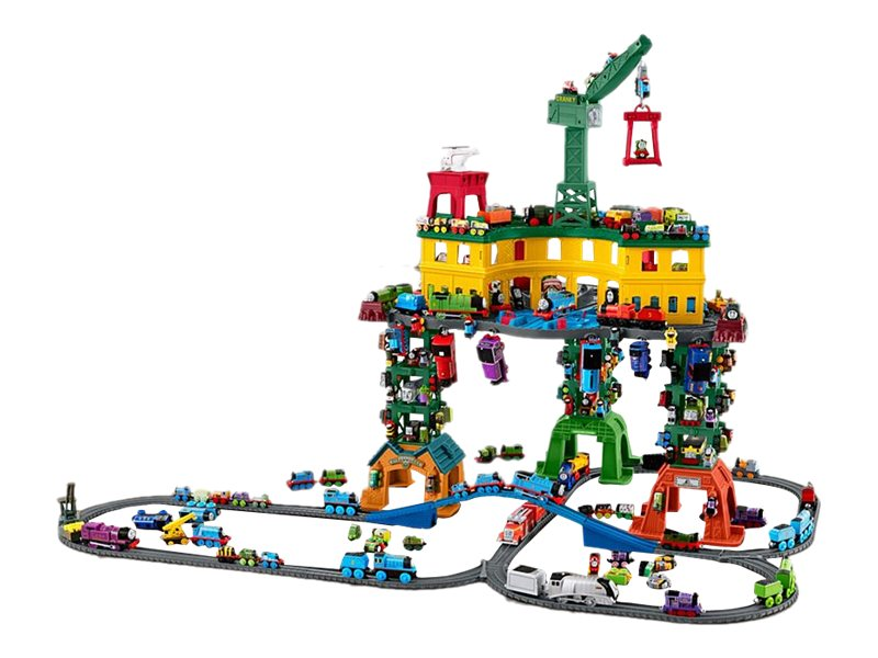 Image for Fisher-Price Thomas & Friends - Super Station from Circuit City