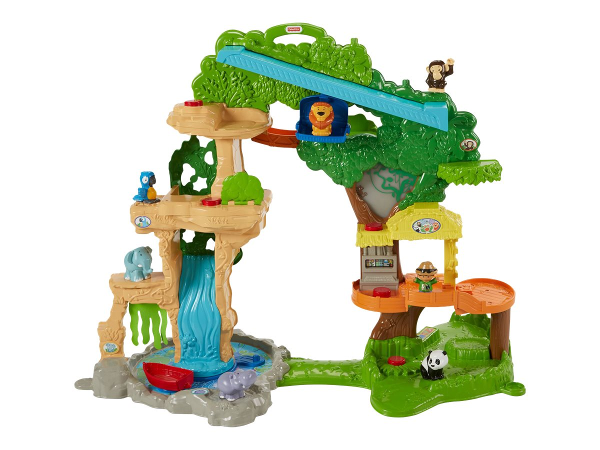 Image for Fisher-Price Little People - Share & Care Safari Playset from Circuit City