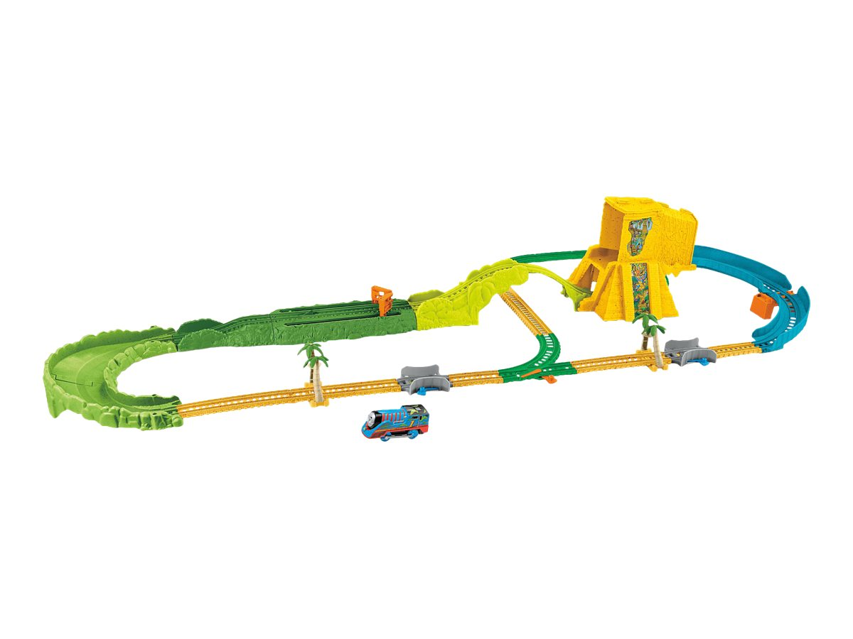 Image for Fisher-Price Thomas & Friends TrackMaster - Turbo Jungle Set from Circuit City