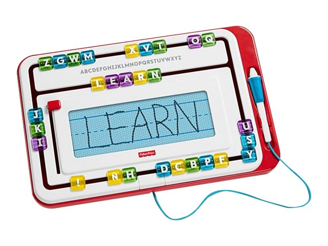 Image for Fisher Price ALPHA SLIDEWRITER LEARN HOW TO from Circuit City
