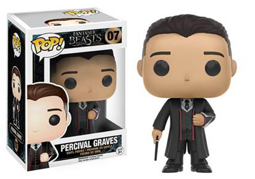 Image for Pop! Movies: Fantastic Beasts-Percival from Circuit City