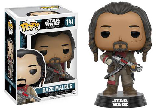 Image for Pop! Star Wars: Rogue One-Baze Malbus from Circuit City