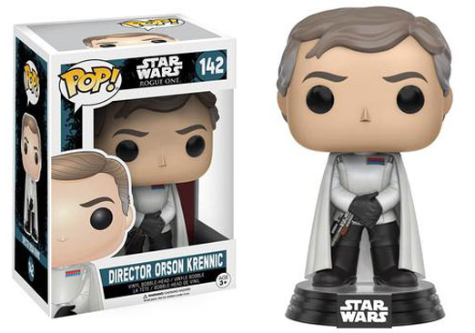 Image for Pop! Star Wars: Rogue One-Director Orson Krennic from Circuit City