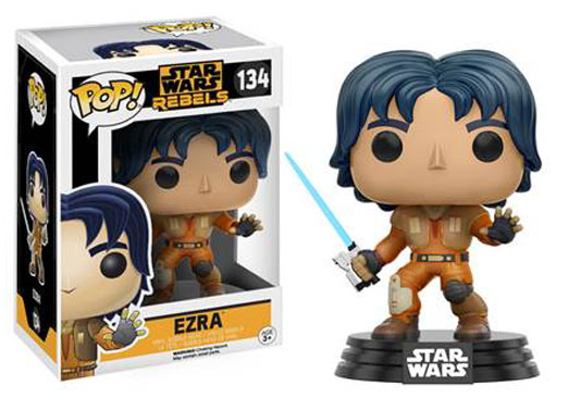 Image for Pop! Star Wars: Rebels-Ezra from Circuit City