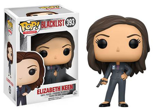 Image for Pop! Tv: Blacklist-Elizabeth Keen from Circuit City