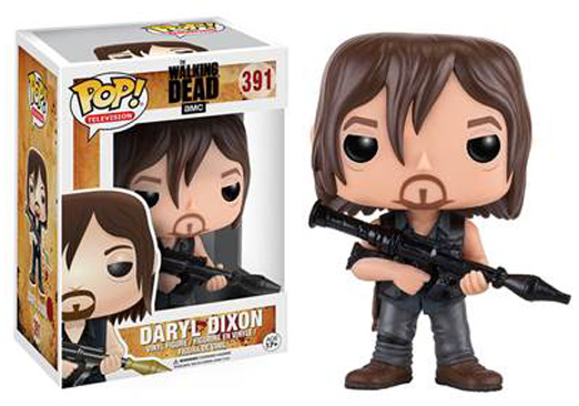 Image for Pop! TV The Walking Dead - Daryl Dixon from Circuit City