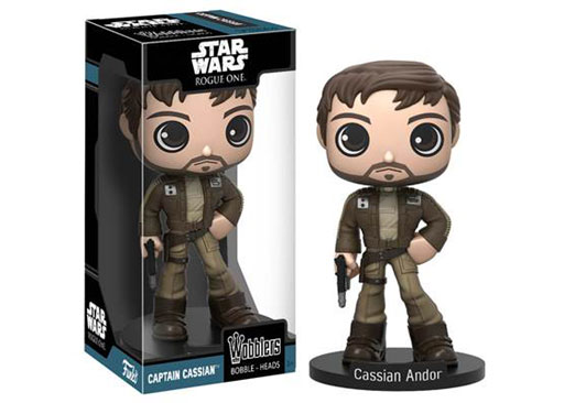 Image for Wobbler: Star Wars-Rogue One-Captain Cassian Andor from Circuit City