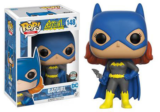 Image for Pop! Heroes: Dc Heroes-Batgirl (Specialty Series) from Circuit City