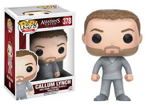 Image for Pop! Movies: Assassins Creed-Callum Lynch from Circuit City