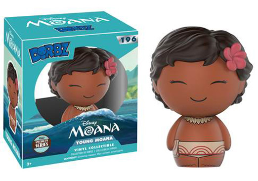 Image for Dorbz: Disney Moana-Young Moana(Specialty Series) from Circuit City