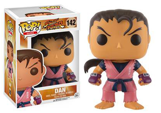 Image for Pop! Games: Street Fighter-Dan from Circuit City
