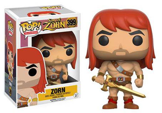 Image for Pop! Tv: Son Of Zorn-Zorn from Circuit City