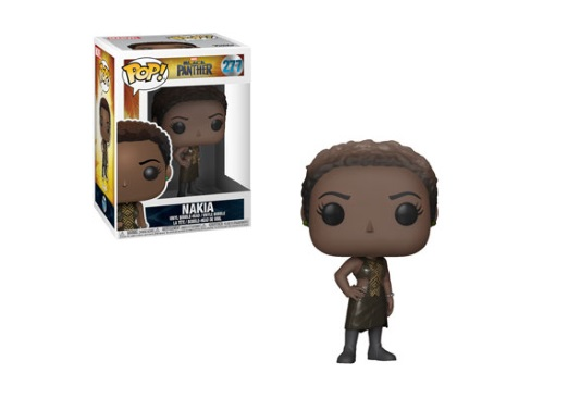 Image for Pop! Marvel: Black Panther-Nakia from Circuit City