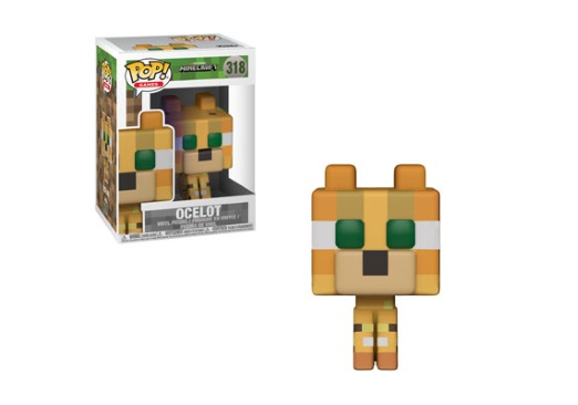 Image for Pop! Minecraft - Ocelot from Circuit City